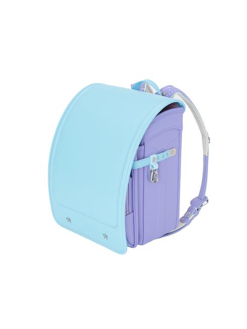 【2022年4月入学】ベビーブルーxラベンダー(クラリーノ / キューブ型)