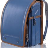 【2022年4月入学】激安ランドセル|【Amazon限定ブランド】バオバブの願い Bab-RnG036 ブルー×キャメル