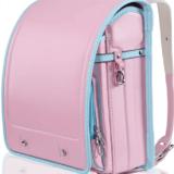 【2022年4月入学】激安ランドセル|【Amazon限定ブランド】バオバブの願い Bab-RnG58 ピンク×ブルー